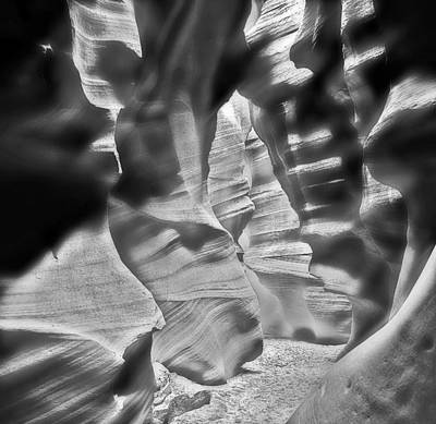 Photograph - Carved By Water  by Thomas Born