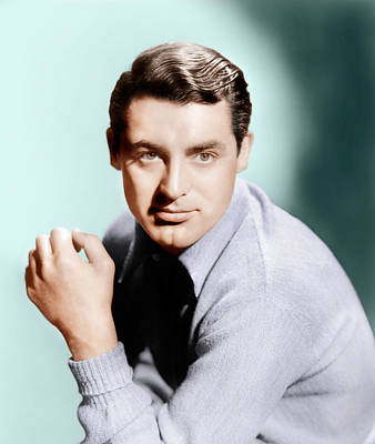 Cary Grant, Ca. 1936 Art Print by Everett