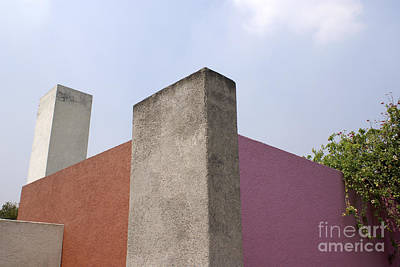 Photograph - Casa Luis Barragan Mexico City by John  Mitchell