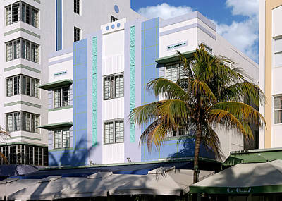 Photograph - Casablanca Hotel. Miami. Fl. Usa by Juan Carlos Ferro Duque