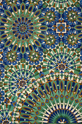 Casablanca, Morocco Art Print by Axiom Photographic