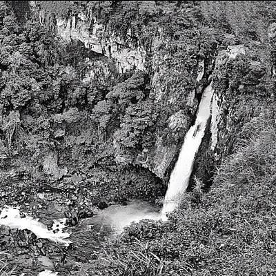 London2012 Photograph - Cascada De Texolo, Xico, Veracruz by Arturo Jimenez