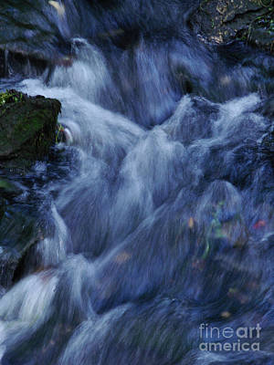 Photograph - Cascade by Mark Holbrook