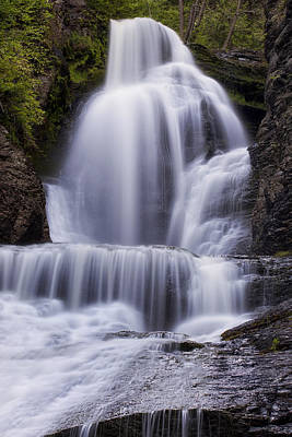 Photograph - Cascade by Sara Hudock