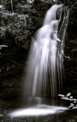 Photograph - Cascading Expressions by Joseph Noonan