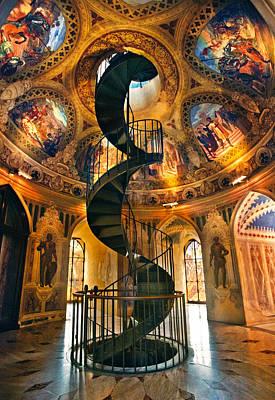 Photograph - Castello Ducalle by John Galbo