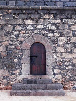 Jouko Lehto Royalty-Free and Rights-Managed Images - Castillo de San Gabriel at Arrecife by Jouko Lehto