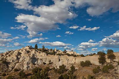 Castle Gardens Wyoming Original by Steve Gadomski