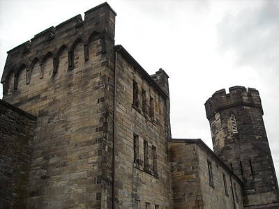 Castle Penitentiary Art Print