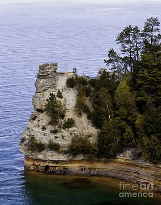 Photograph - Castle Rock by Anne Raczkowski