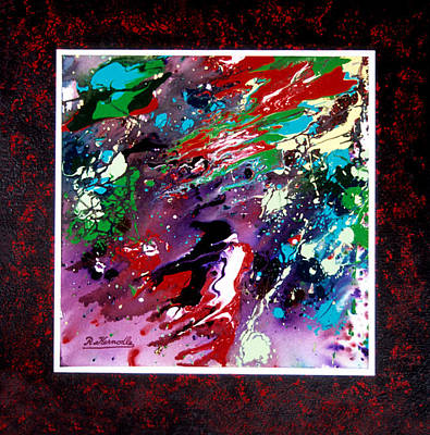 Painting - Cataclysmic Symphony No 2 by Robert Kernodle