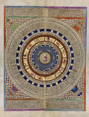 Catalan Atlas, 14th Century Art Print