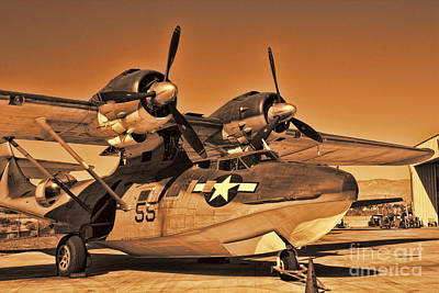 Catalina Art Print by Tommy Anderson