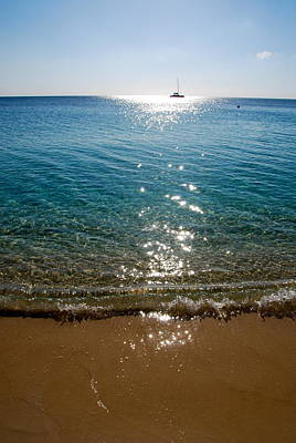 Jennifer Grose Photograph - Catamaran by Jennifer Grose