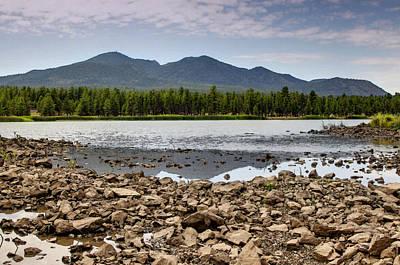 Photograph - Cataract Lake by Ricky Barnard
