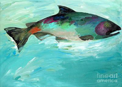 Catch 2 Art Print by Lisa Baack