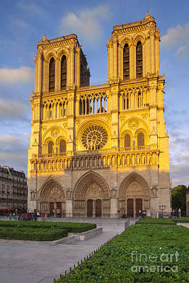 All You Need Is Love - Cathedral Notre Dame by Brian Jannsen