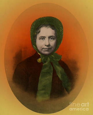 Catherine Booth, Co-founder Salvation Art Print