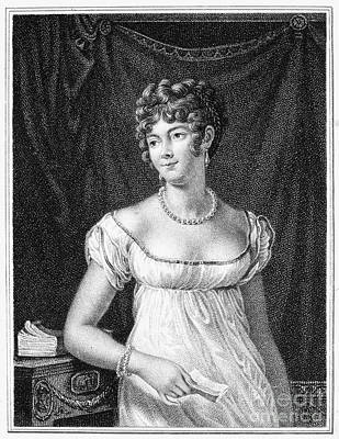 Decolletage Photograph - Catherine Noele Grand by Granger