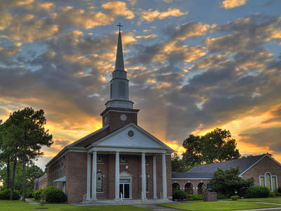 Photograph - Cayce Umc-1 by Charles Hite