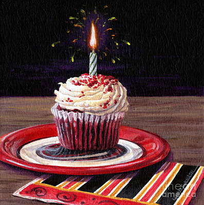 Painting - Celebration by Lynette Cook