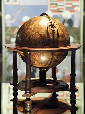 Celestial Globe, 17th Century Art Print by Detlev Van Ravenswaay
