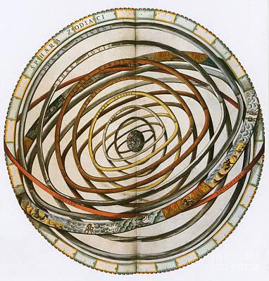 Celestial Spheres Art Print by Science Source