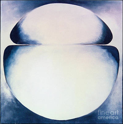 Painting - Cell Horizon 3 by James Lanigan Thompson MFA