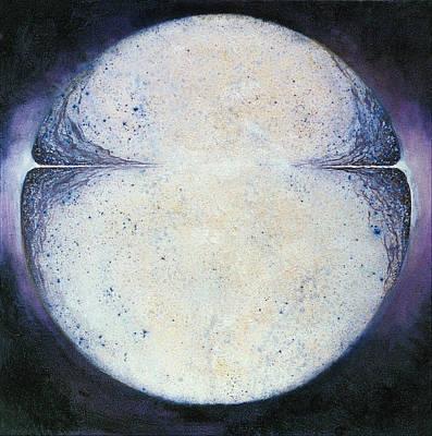 Painting - Cell Horizon 5 by James Lanigan Thompson MFA