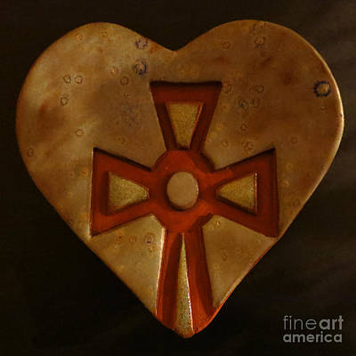 Photograph - Celtic Heart by Patricia Januszkiewicz