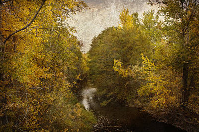 Photograph - Central Oregon Autumn by Wes and Dotty Weber