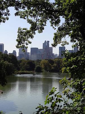 Central Park 35 Art Print