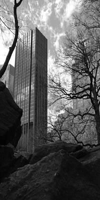 Central Park Three Art Print