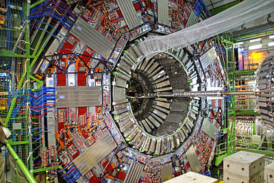 Photograph - Cern 1 by Rod Jones