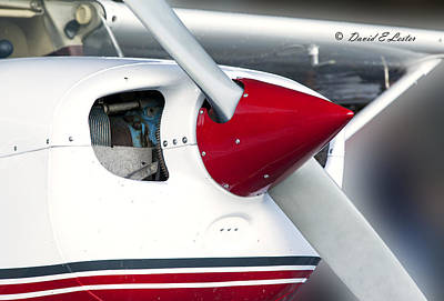 Photograph - Cessna Aircraft by David Lester