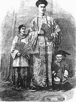 Chang (c1840-1893) Art Print by Granger