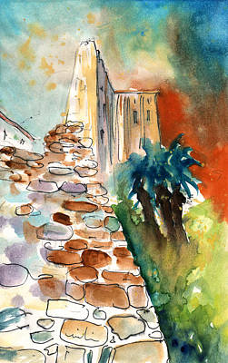 Painting - Chania Old Town by Miki De Goodaboom