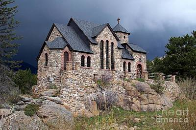 Photograph - Chapel On The Rocks No. 1 by Dorrene BrownButterfield