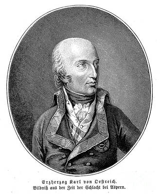 Lapel Photograph - Charles (1771-1847) by Granger