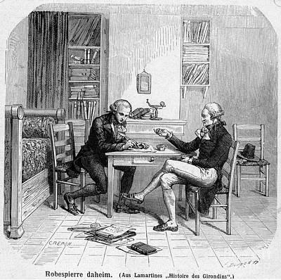 Charles Bradlaugh Art Print by Granger