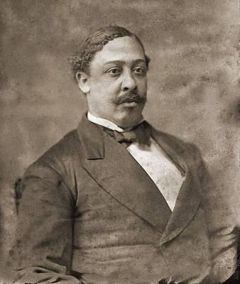 Charles Edmund Nash 1844-1913, African Art Print by Everett