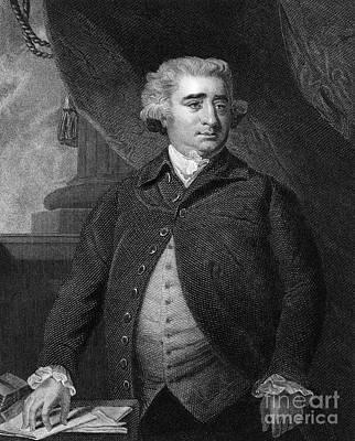 Charles Fox (1749-1806) Art Print by Granger