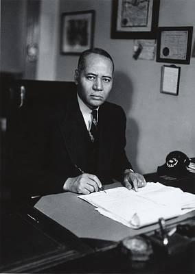 Charles H. Houston 1895-1950, Lawyer Art Print by Everett