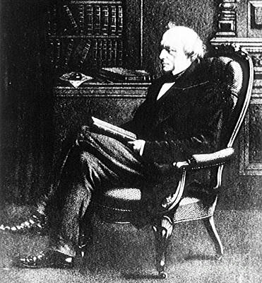 1833 Photograph - Charles Lyell, English Geologist by Science Source