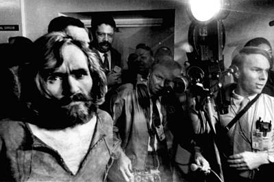 Charles Manson Photograph - Charles Manson, The 35-year-old Cult by Everett