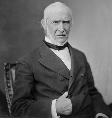 Conor Photograph - Charles Oconor 1804 -1884 Prominent by Everett
