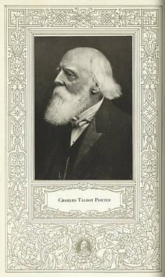 Charles Talbot Porter, Us Engineer Art Print