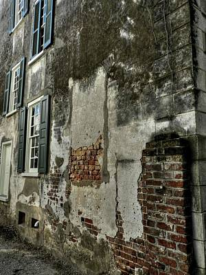 Photograph - Charleston 003 by Lance Vaughn