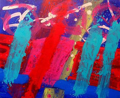 Abstract Expressionism Painting - Charleston by John  Nolan