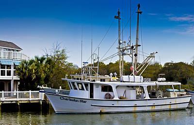 Photograph - Charleston Star by Bill Barber